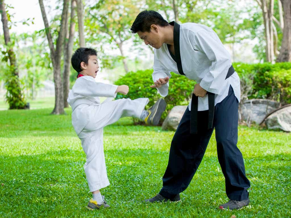 The Benefits of Training in Taekwondo as a Family